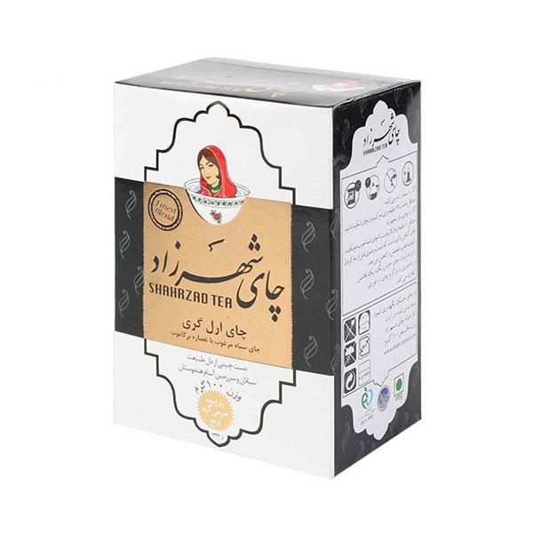 چای ارل گری شهرزاد  - 100 گرم