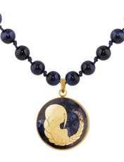 گردنبند زنانه الون طرح نماد ماه شهریور  کد TIG102 -  - 4