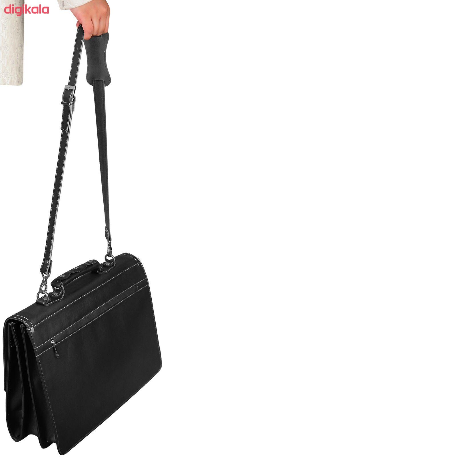 کیف اداری مردانه مدل L89 main 1 9