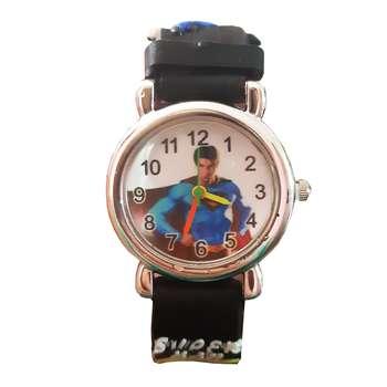 ساعت مچی عقربه ای مدل سوپرمن کد so 03