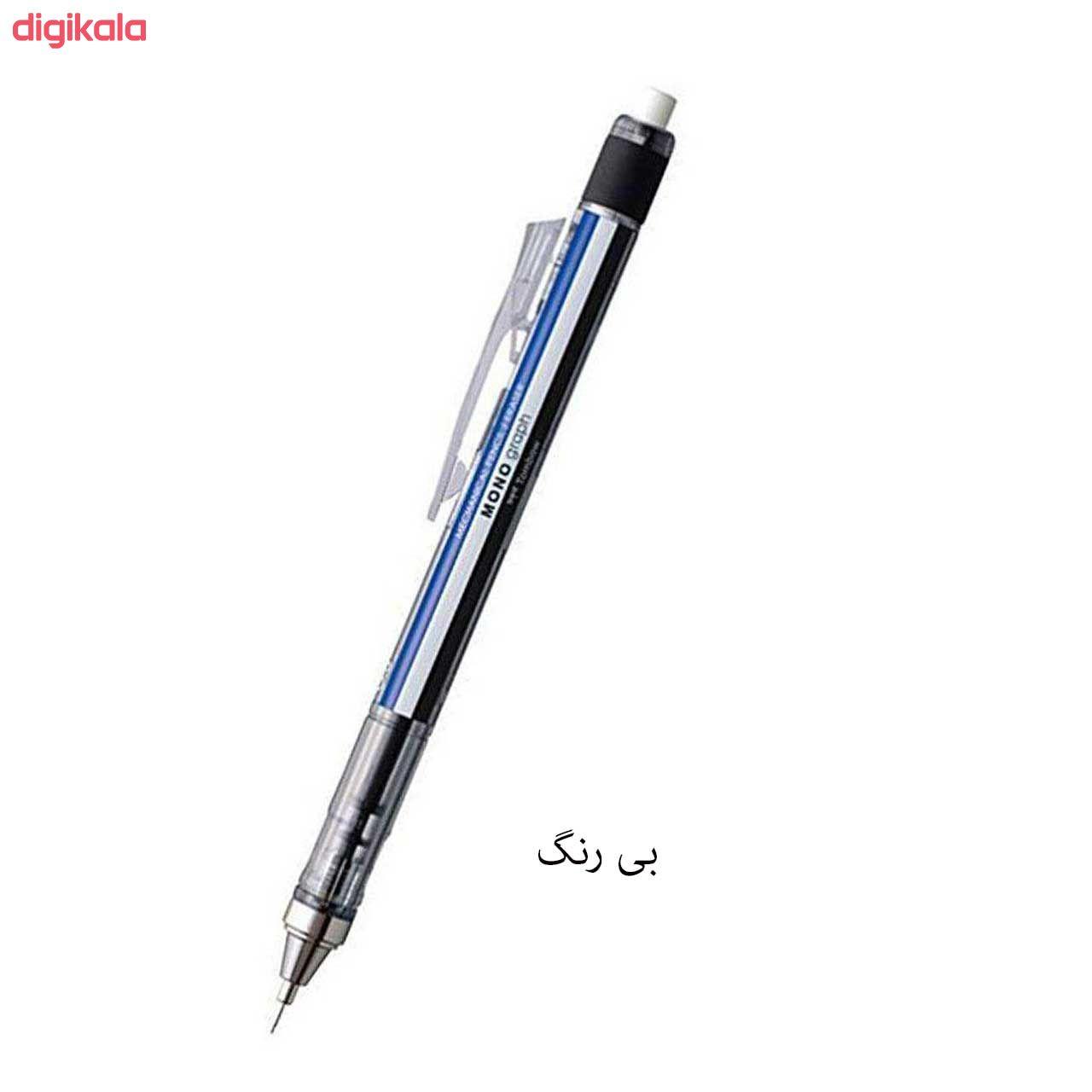 مداد نوکی 0.5 میلی متری تومبو مدل MONO GRAPPH main 1 10