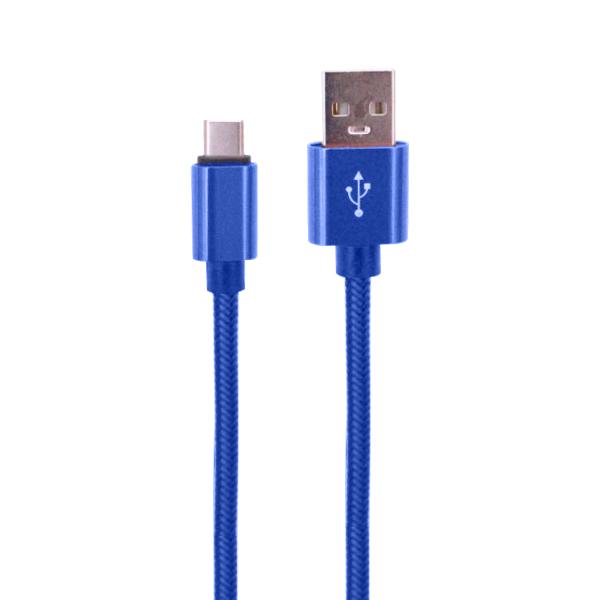 کابل تبدیل USB به microUSB مدل PB-M30 طول 0.3 متر