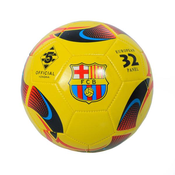 توپ فوتبال طرح بارسلونا کد 55