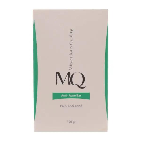 پن شستشو ام کیو مدل anti acne وزن 100 گرم