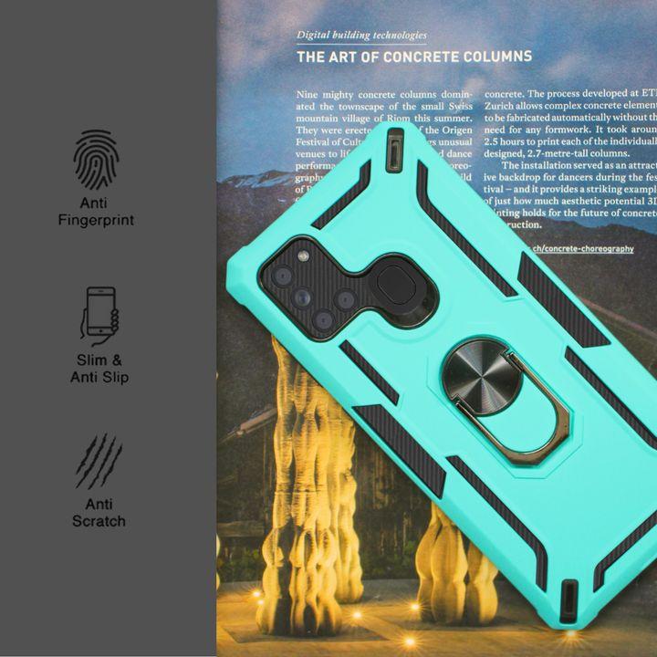 کاور ژنرال مدل DCR21 مناسب برای گوشی موبایل سامسونگ Galaxy A21s thumb 2 13