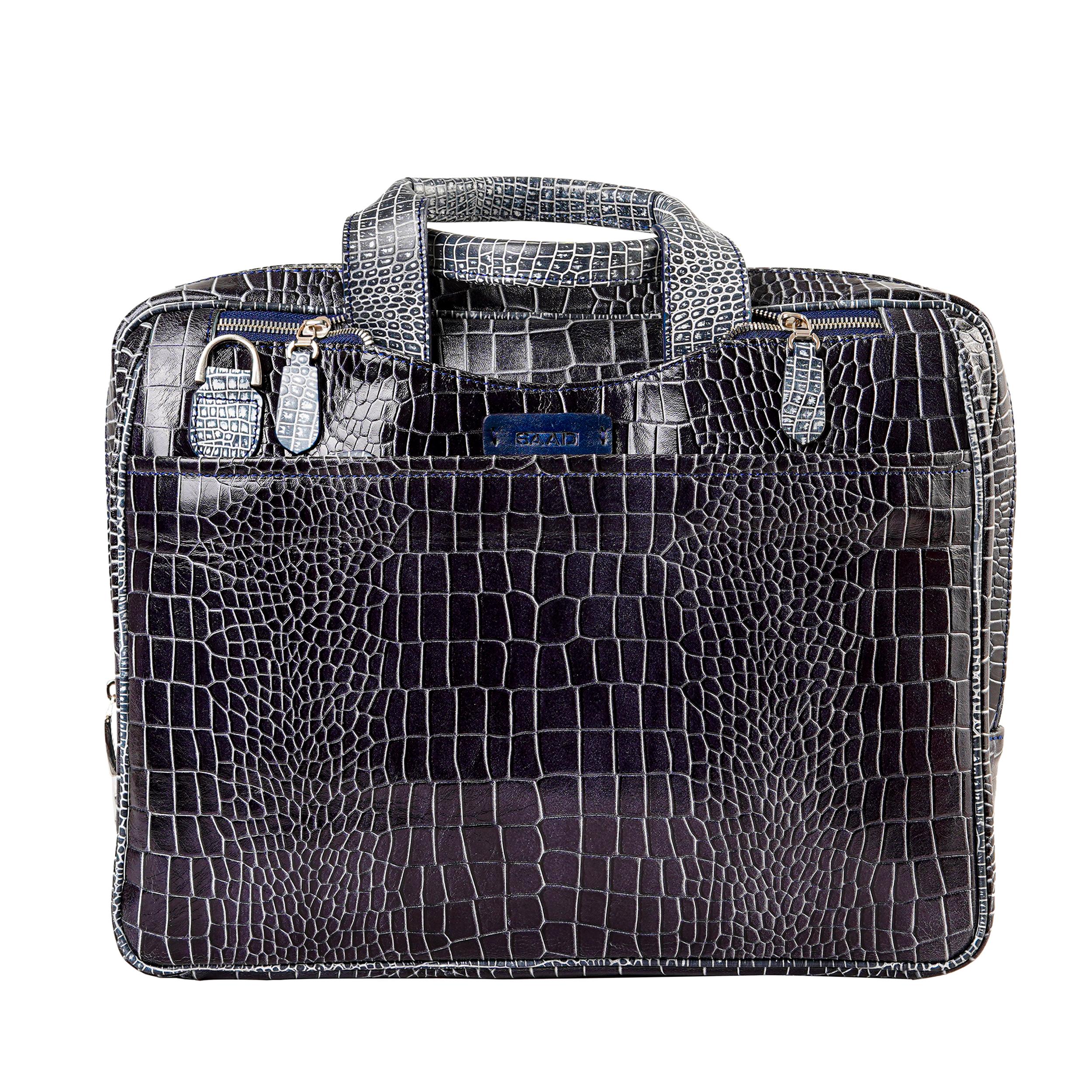 کیف دستی مردانه صاد کد AS1703