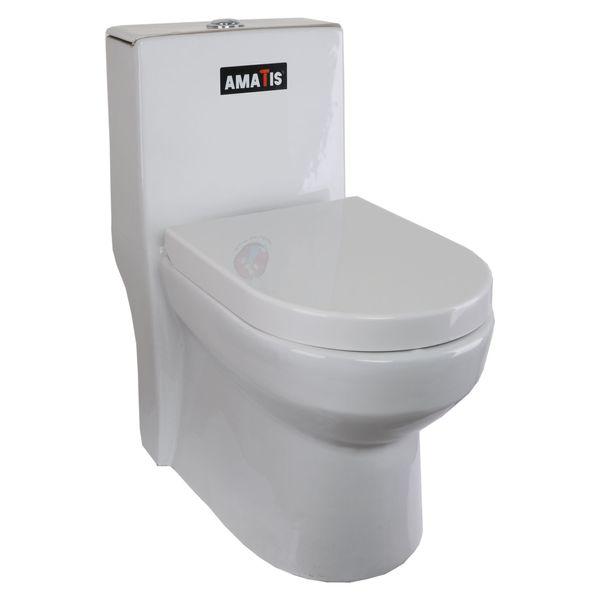 توالت فرنگی آماتیس مدل T01