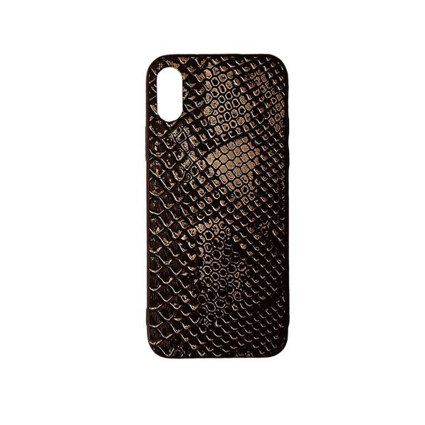 کاور طرح پوست ماری مدل M37 مناسب برای گوشی موبایل اپل Iphone X/XS