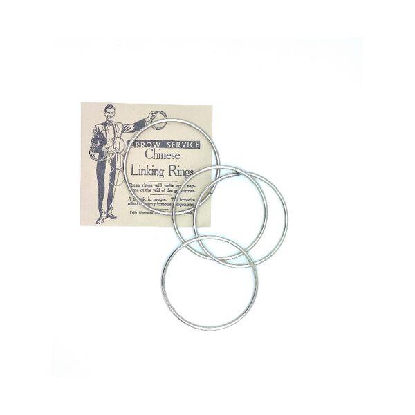 ابزار شعبده بازی مدل چهار حلقه اسرارآمیز کد EMC-003