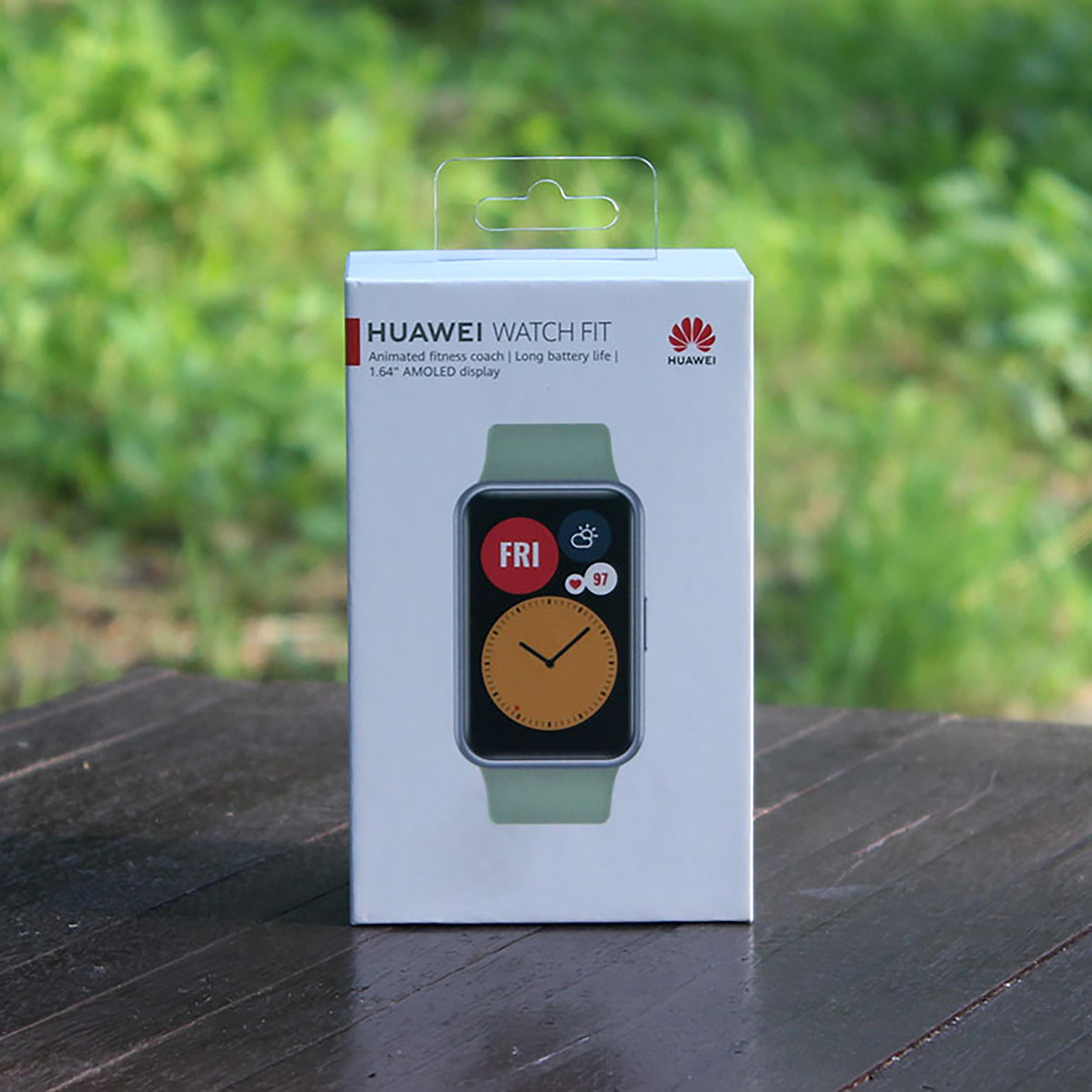 ساعت هوشمند هوآوی مدل WATCH FIT main 1 9