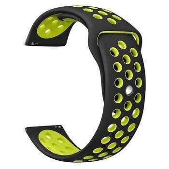 بند مدل Gs-11 مناسب برای ساعت هوشمند سامسونگ Galaxy Watch 42mm