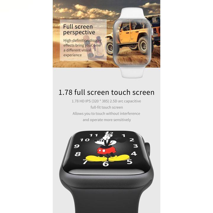 ساعت هوشمند مدل K8 thumb 2 23