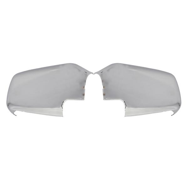 فلاپ آینه بغل خودرو طرح کروم مناسب برای پراید بسته 2 عددی