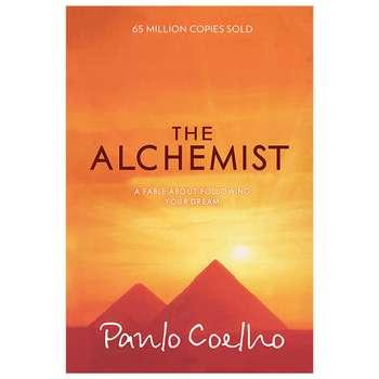 کتاب The Alchemist اثر Paulo Coelho انتشارات هدف نوین