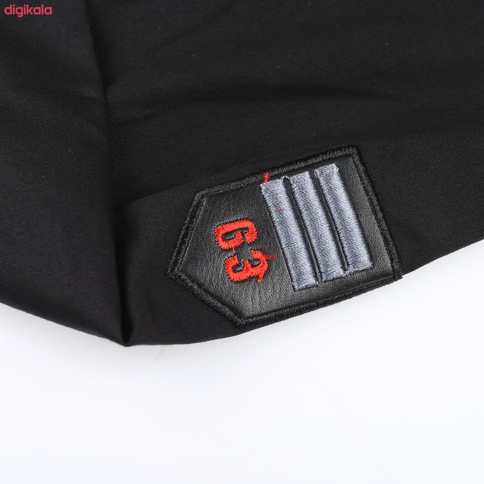 پیراهن پسرانه ناوالس کد 20119-BK main 1 3