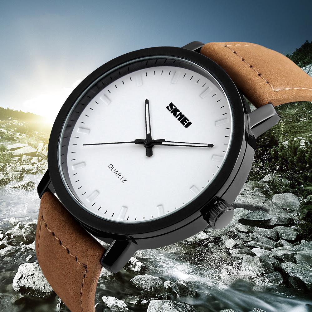 ساعت مچی عقربه ای مردانه اسکمی مدل 1196GH-NP              ارزان