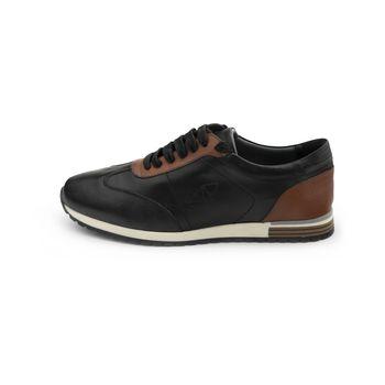 کفش روزمره مردانه چرم مشهد مدل J6055001