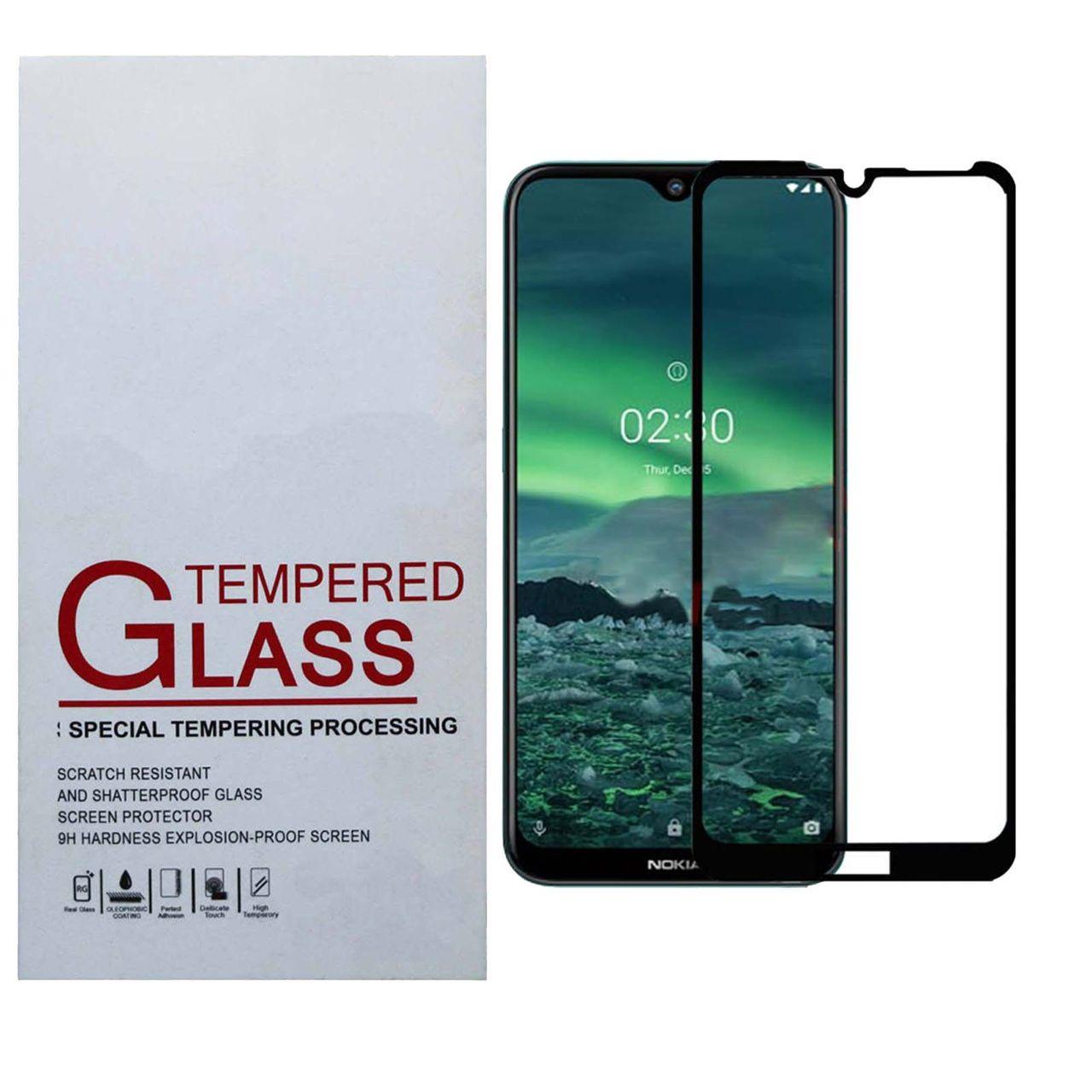 محافظ صفحه نمایش مدل jim-01 مناسب برای گوشی موبایل نوکیا 2.3