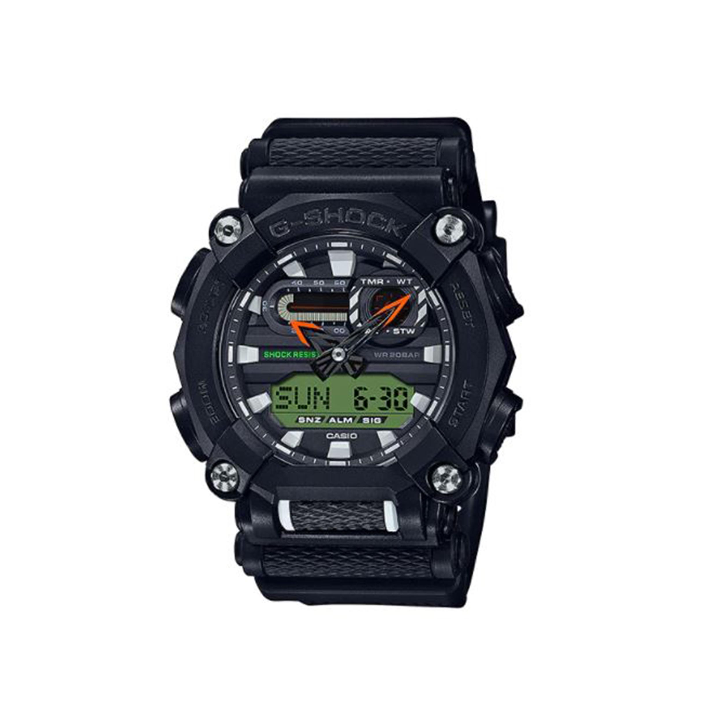 ساعت مچی عقربه ای کاسیو مدل GA-900E-1A3DR