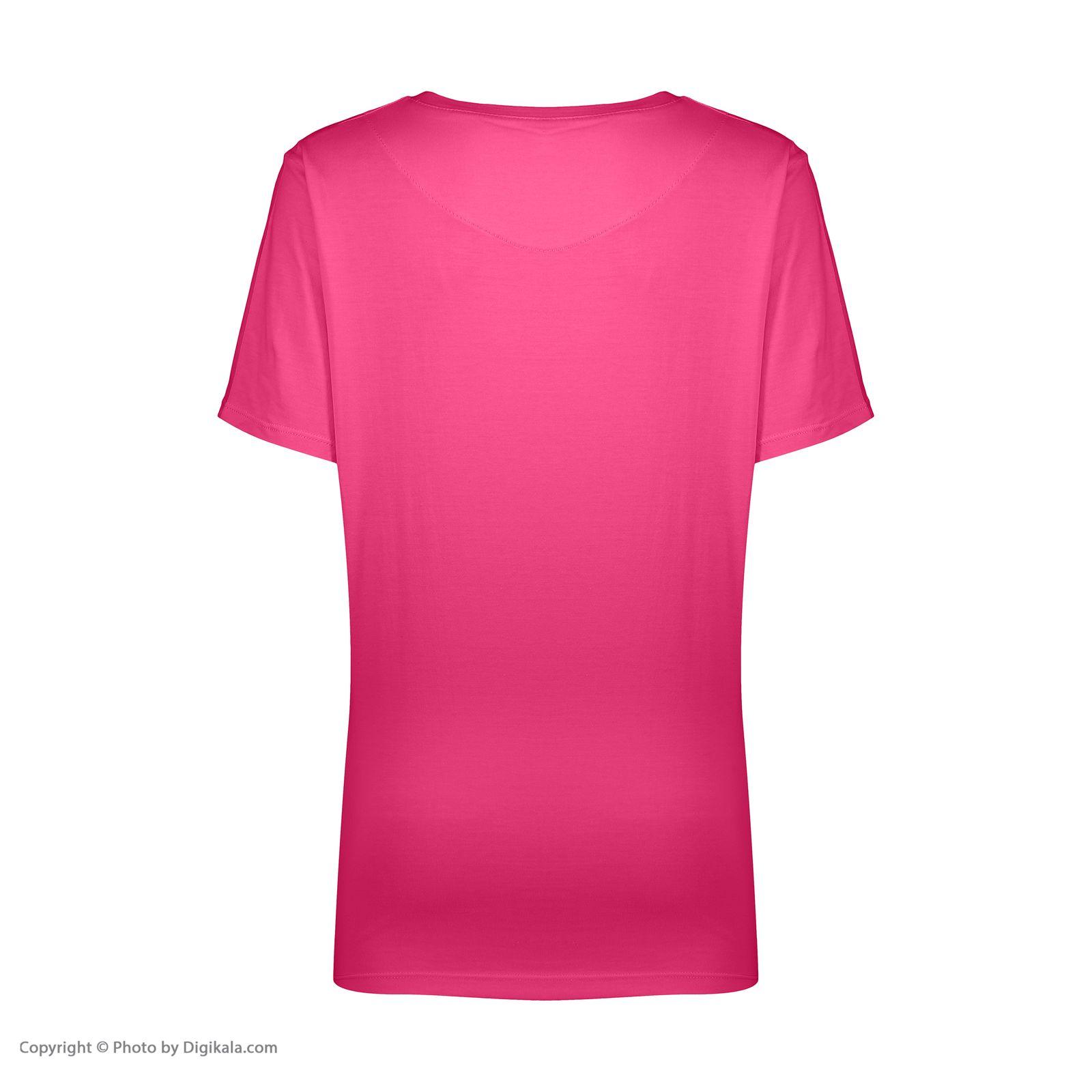 ست تی شرت و شلوار زنانه مادر مدل Billie410-66 -  - 5