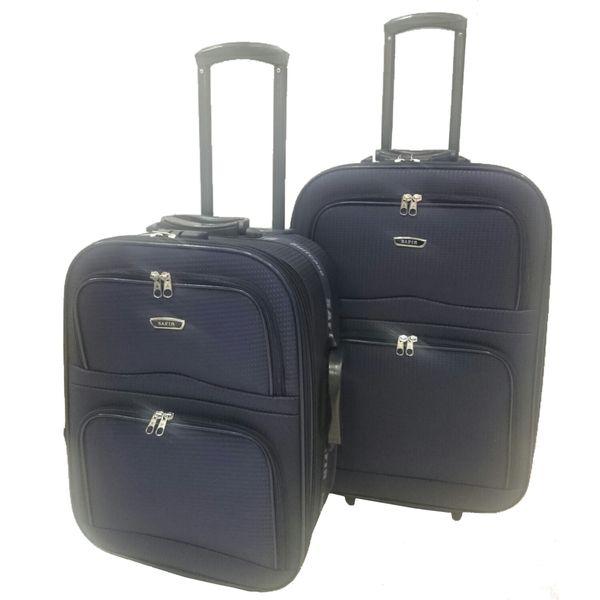مجموعه دو عددی چمدان سفیر مدل t2420