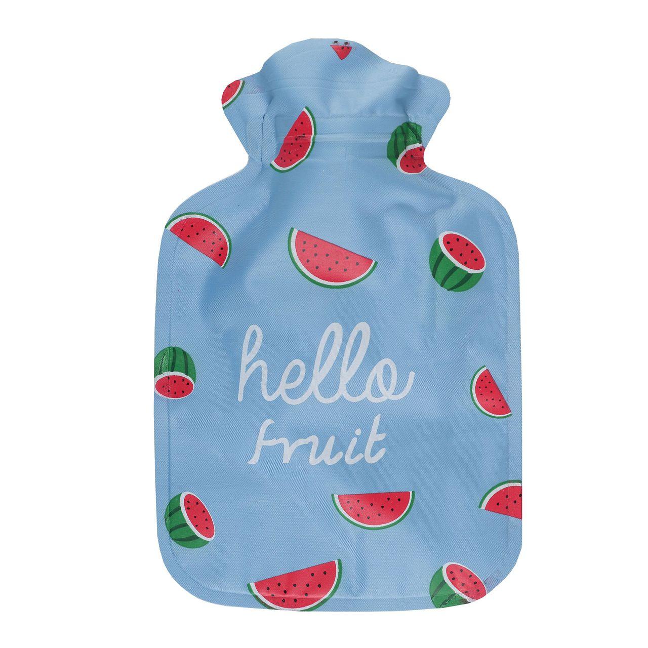کیسه آب گرم کودک مدل Watermelon