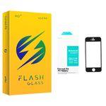 محافظ صفحه نمایش فلش مدل +HD مناسب برای گوشی موبایل اپل iPhone 5S / SE / 5C