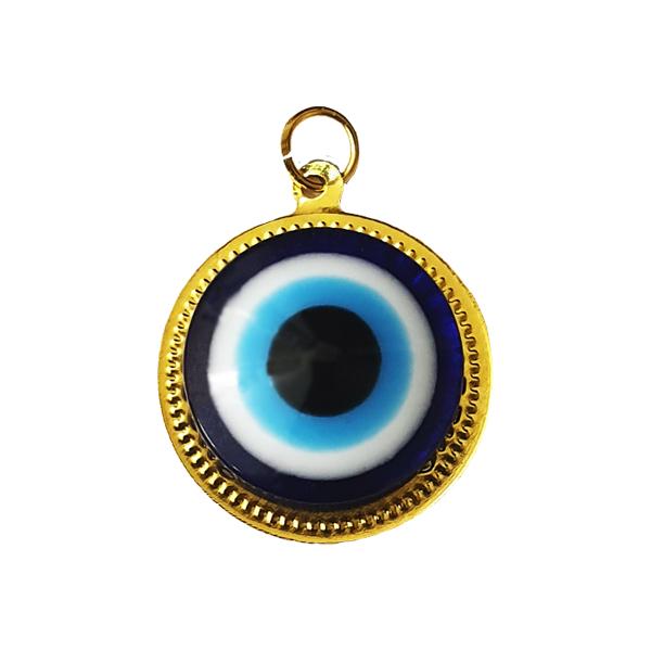 آویز گردنبند زنانه مدل چشم نظر کد 103