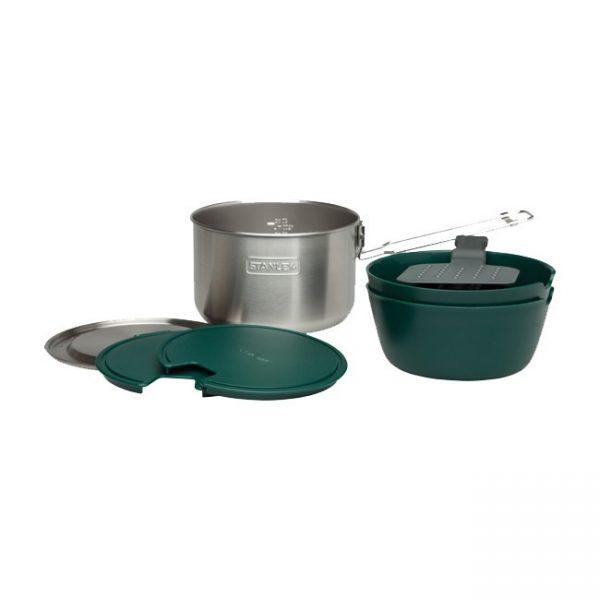 مجموعه ظروف سفری استنلی مدل 2020 Bowl Cookset
