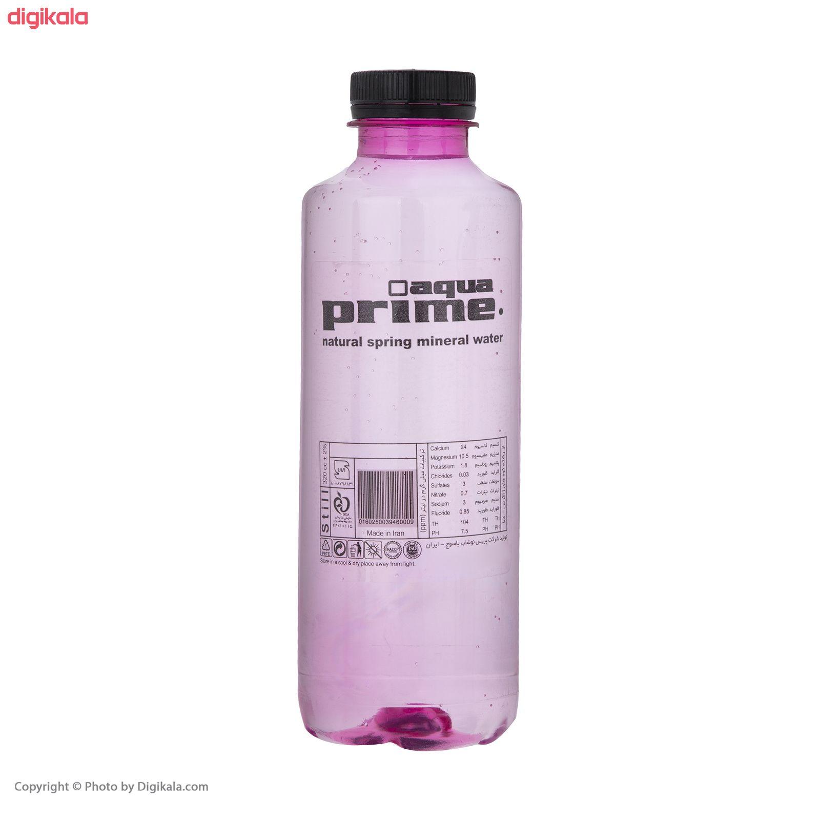 آب معدنی آکوا پرایم ویژه -300 میلی لیتر بسته 12 عددی main 1 7