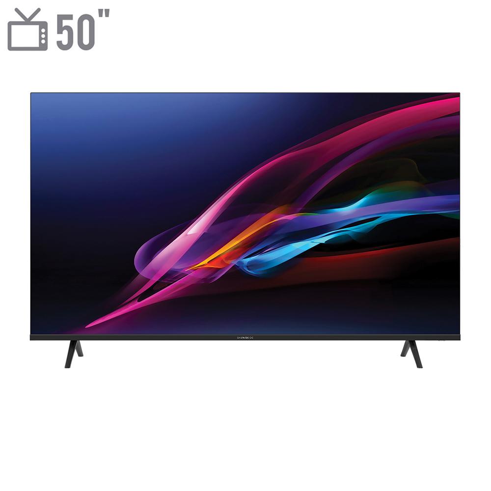 تلویزیون ال ای دی هوشمند دوو مدل DSL-50K5700U سایز 50 اینچ
