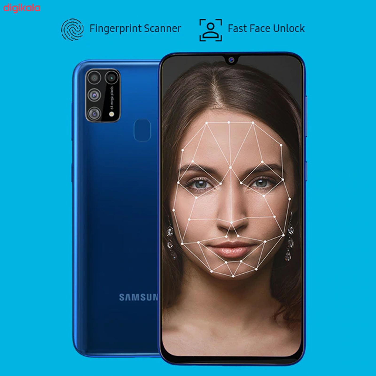 گوشی موبایل سامسونگ مدل Galaxy M31 SM-M315F/DSN دو سیم کارت ظرفیت 128گیگابایت  main 1 15