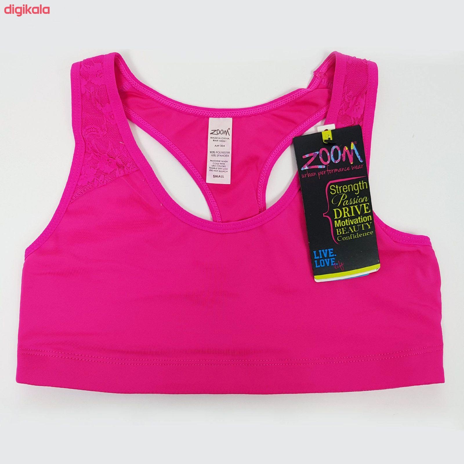 نیم تنه ورزشی دخترانه زوم کد 3175-2 main 1 4