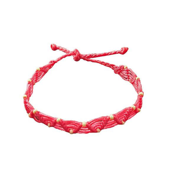 دستبند دست ساز زنانه مدل M-FOR_2675