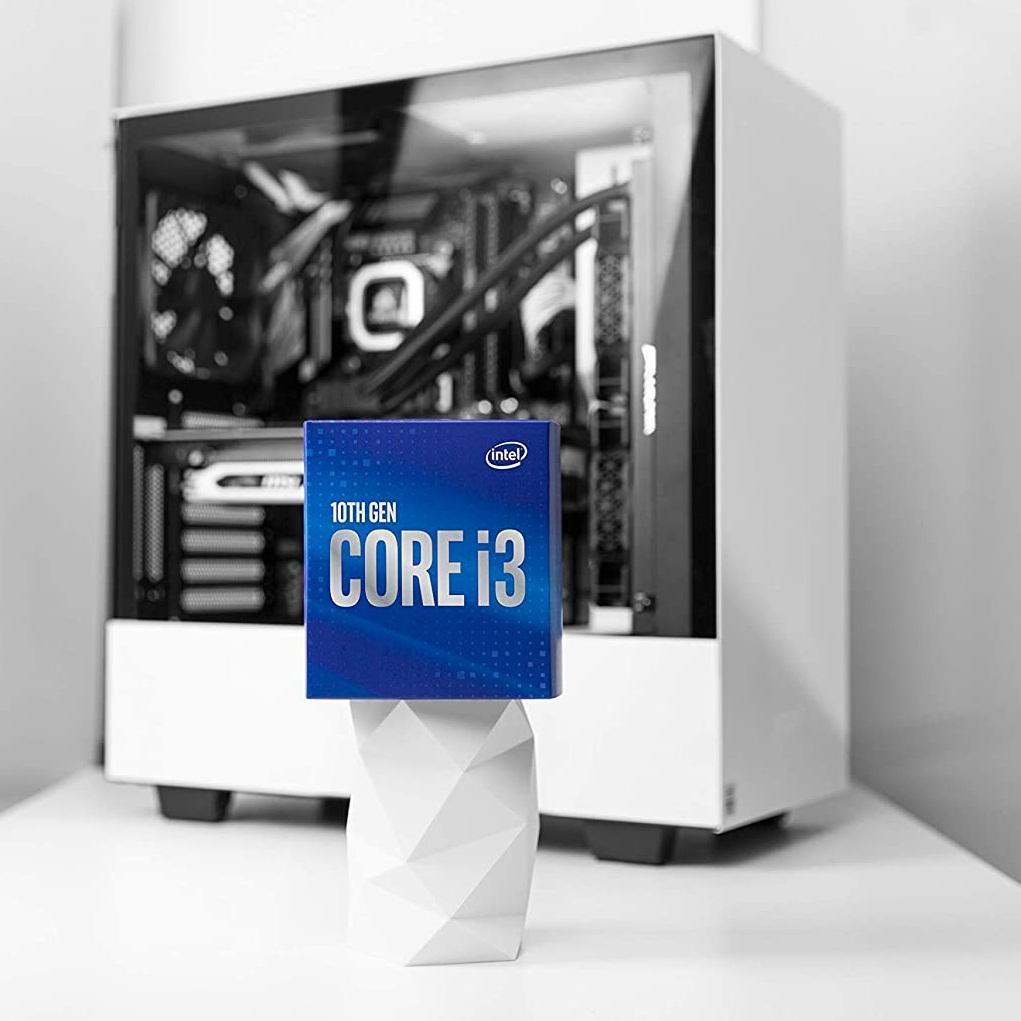 پردازنده مرکزی اینتل سری Coffee Lake مدل Core i3-10100 main 1 1
