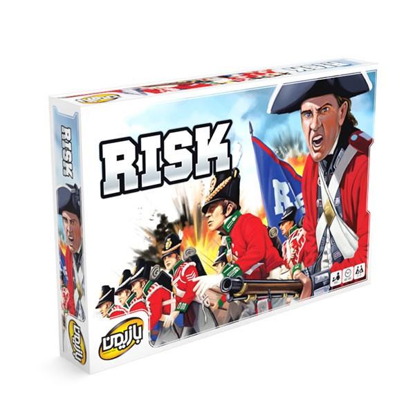 بازی فکری بازیمن مدل ریسک