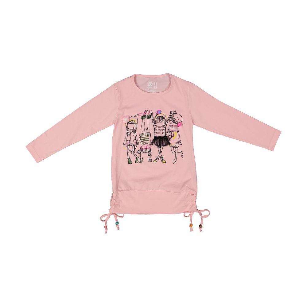 تی شرت دخترانه سون پون مدل 1391356-84