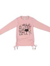 تی شرت دخترانه سون پون مدل 1391356-84 -  - 1