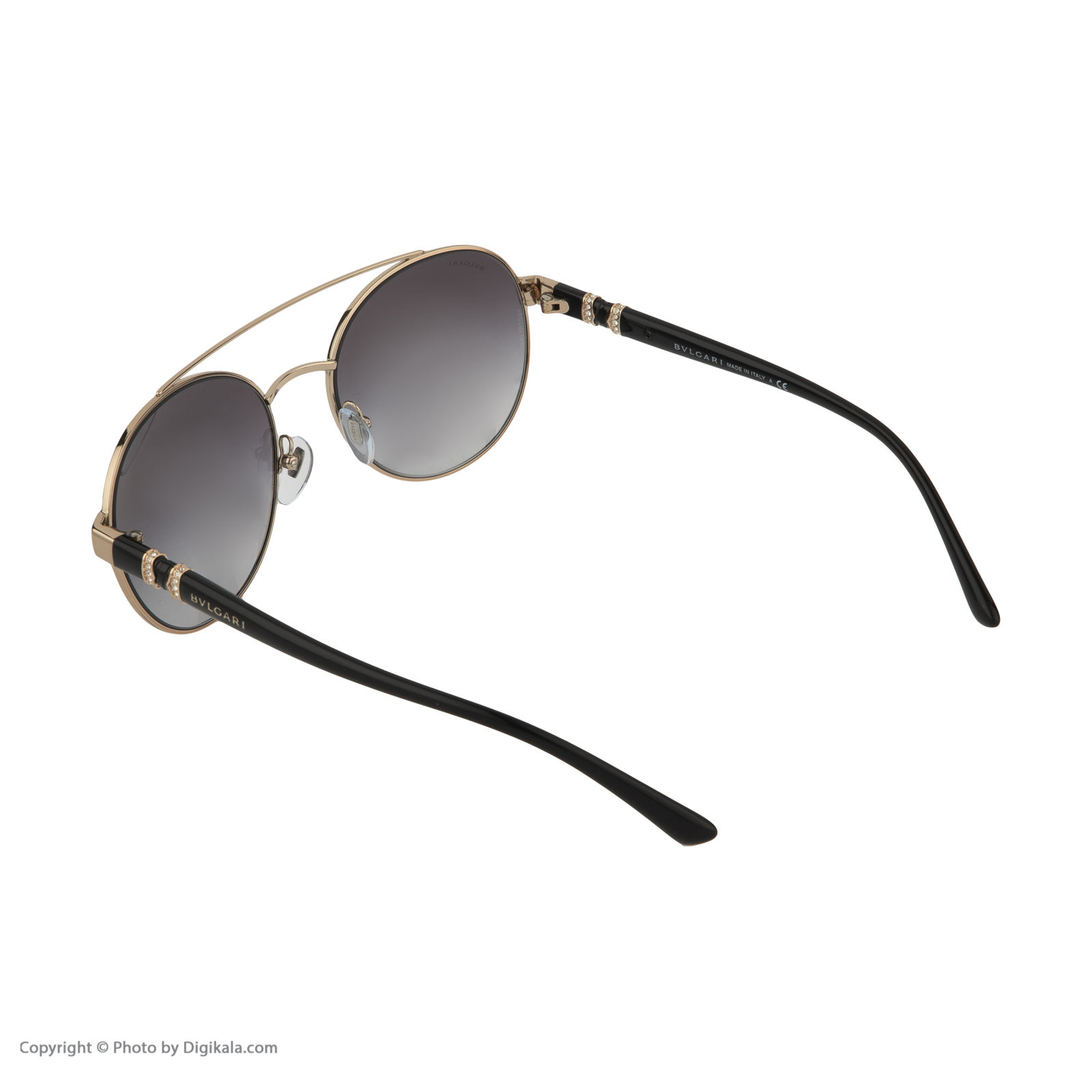 عینک آفتابی زنانه بولگاری مدل BV6085B 20238G -  - 4