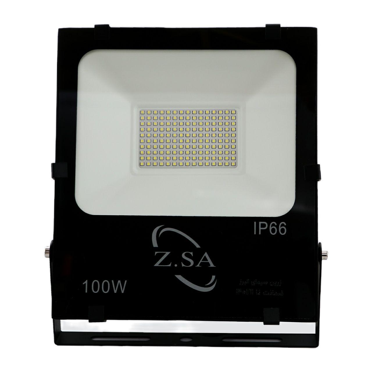 پرژکتور 100 وات زرین سیمای البرز کد IP66_S