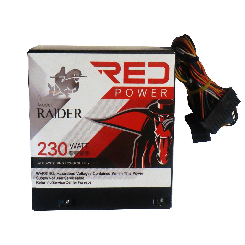 منبع تغذیه کامپیوتر مدل RED 230