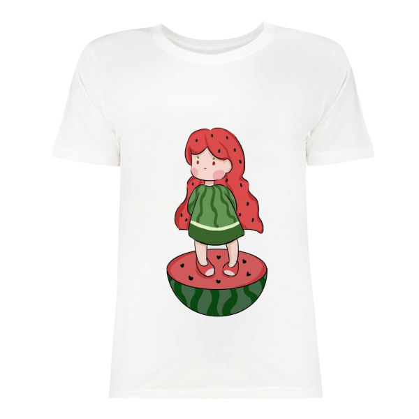 تی شرت زنانه مدل یلدا SK0004-11