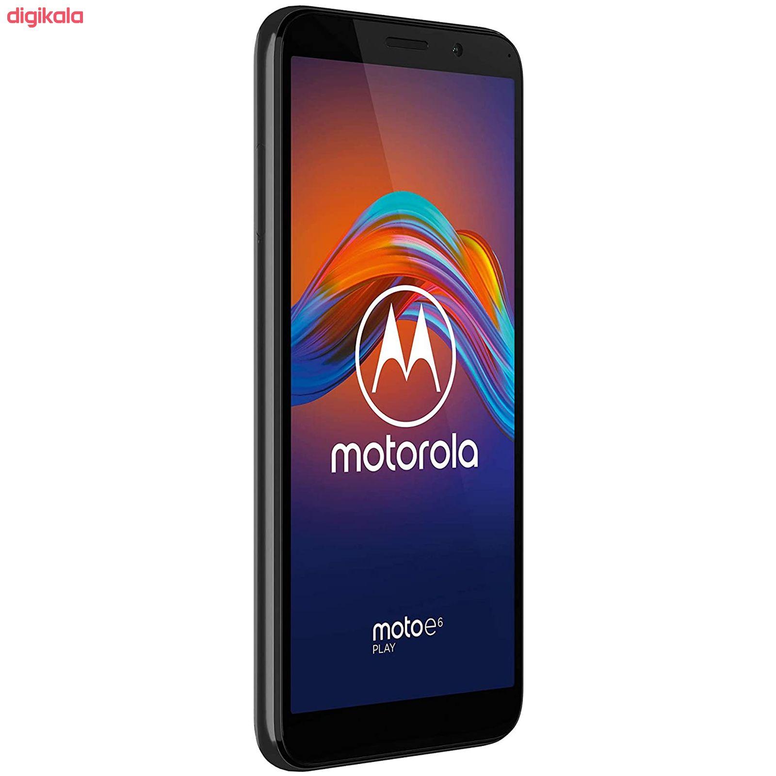 گوشی موبایل موتورولا مدل Moto E6 Play XT2029-2 دو سیم کارت ظرفیت 32 گیگابایت  main 1 2