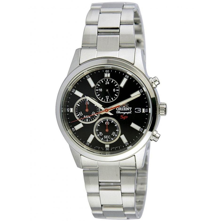 ساعت مچی عقربهای مردانه اورینت مدل SKU00002B0