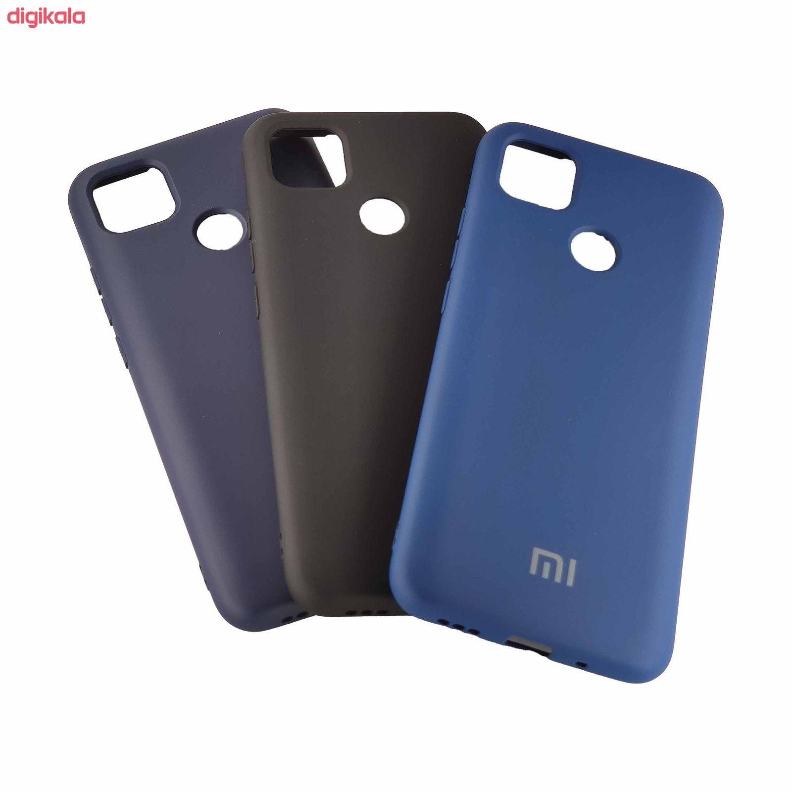 کاور مدل SLIKNI مناسب برای گوشی موبایل شیائومی Redmi 9c main 1 18