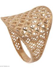 انگشتر طلا 18 عیار زنانه مایا ماهک مدل MR0377 -  - 3