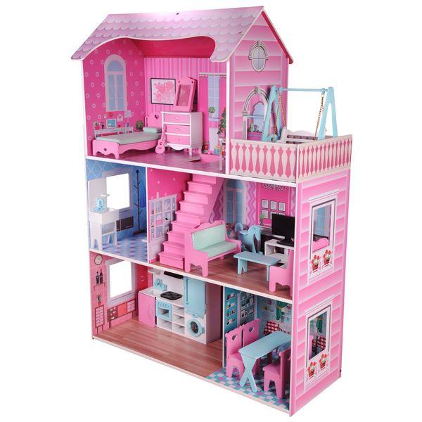 اسباب بازی مدل خانه عروسک کد 03