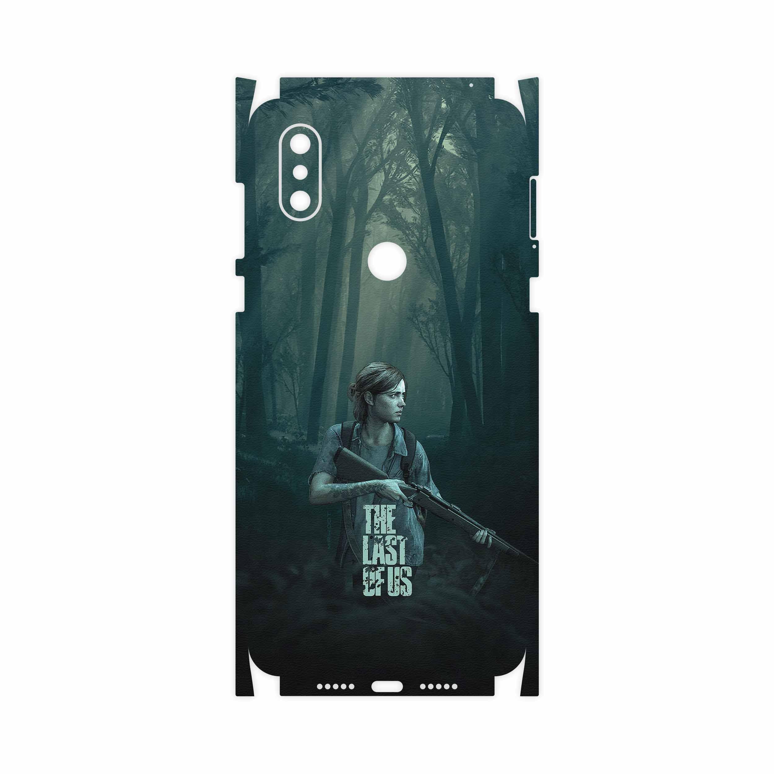 برچسب پوششی ماهوت مدل The Last of Us-FullSkin مناسب برای گوشی موبایل شیائومی Mi Mix 3