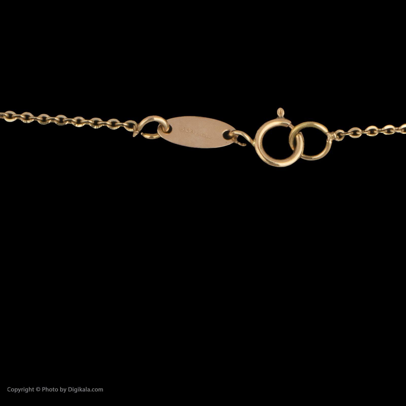 گردنبند طلا 18 عیار زنانه سیودو مدل 144604 -  - 5