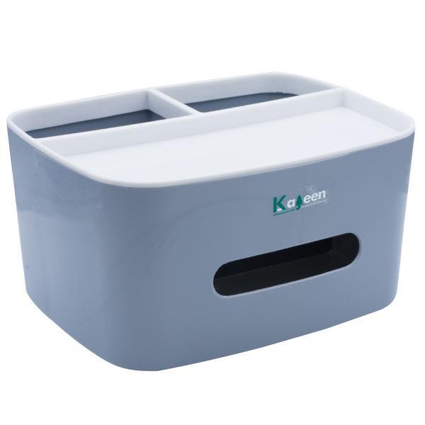 جعبه دستمال کاغذی کاجین کد HK-102